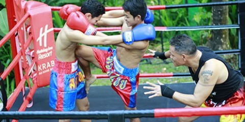 Stay Strong with Muay Thai or Kayak at Ao Tha Lane